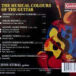 Cover the musical colours of the guitar